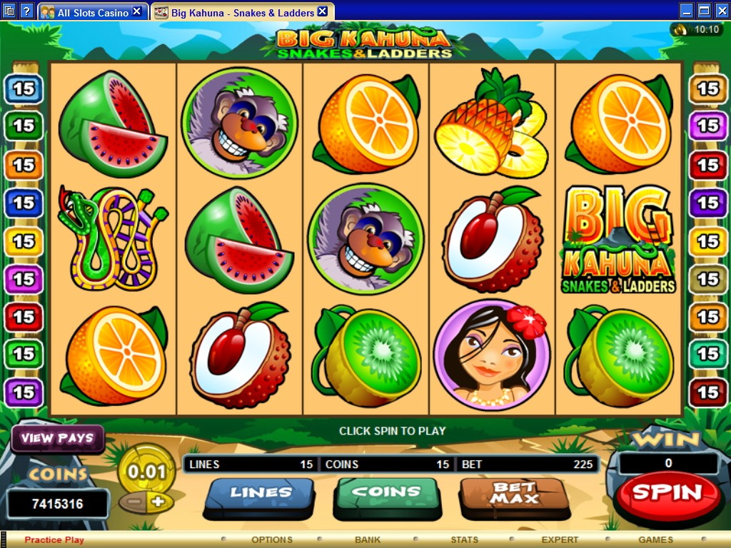 online casino slot gaming