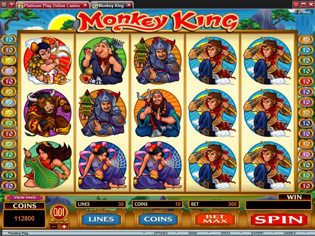 platinum play casino free slots