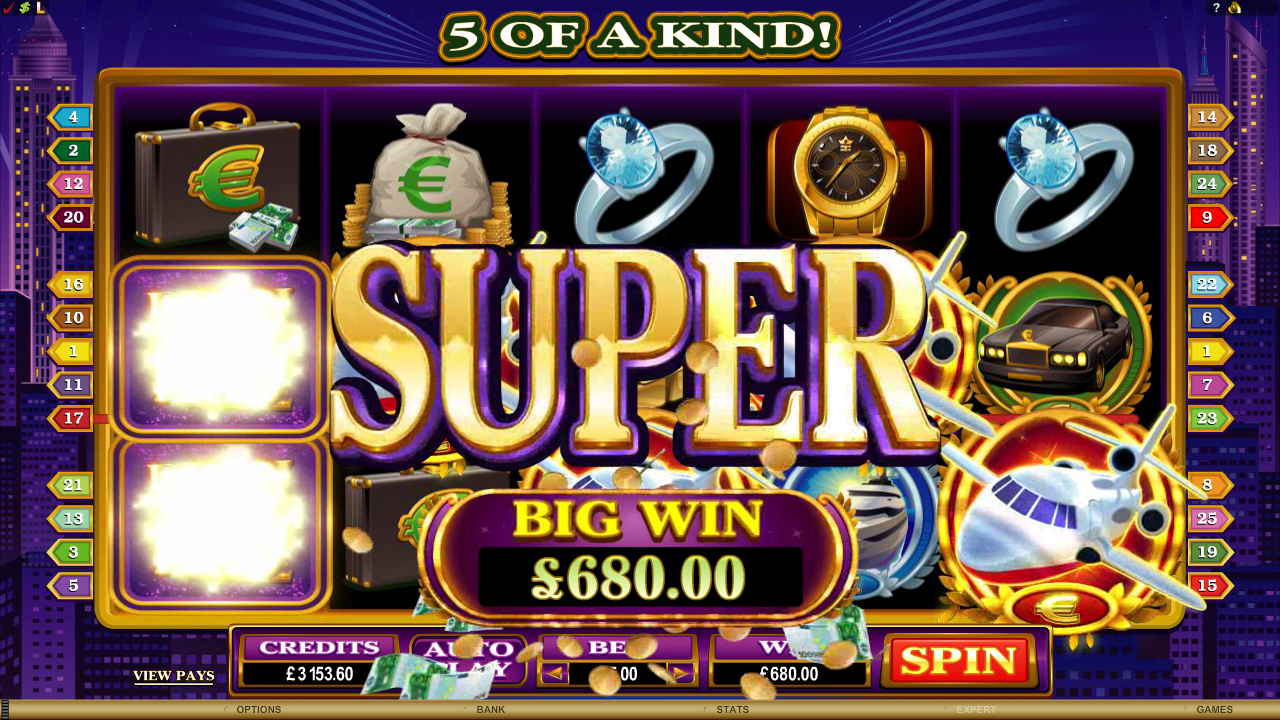 Gold'Erado Slots - Win Big Playing Online Casino Games