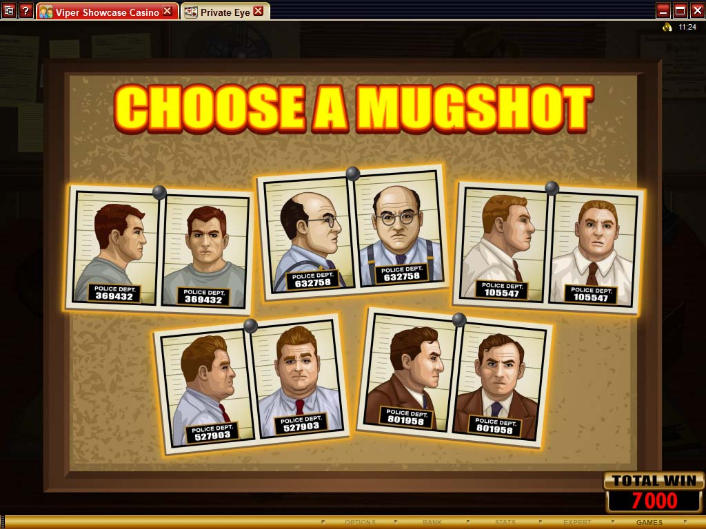 Microgaming Private Eye Video Slot Review