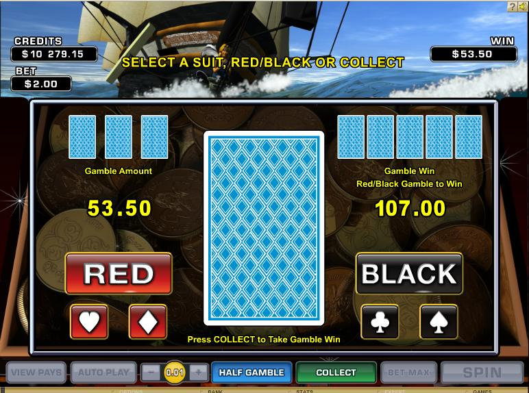 No Download Sovereign of the Seven Seas Slots