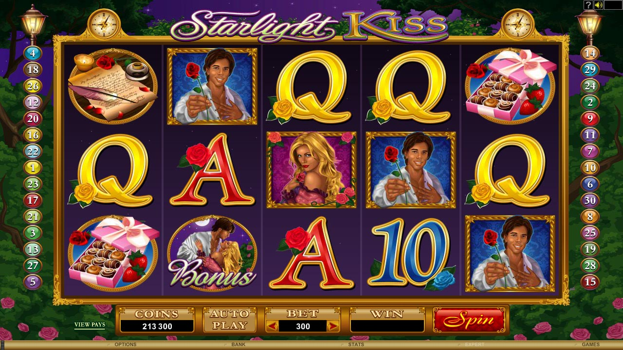 Play the Free Slot Kiss The Sky With No Download